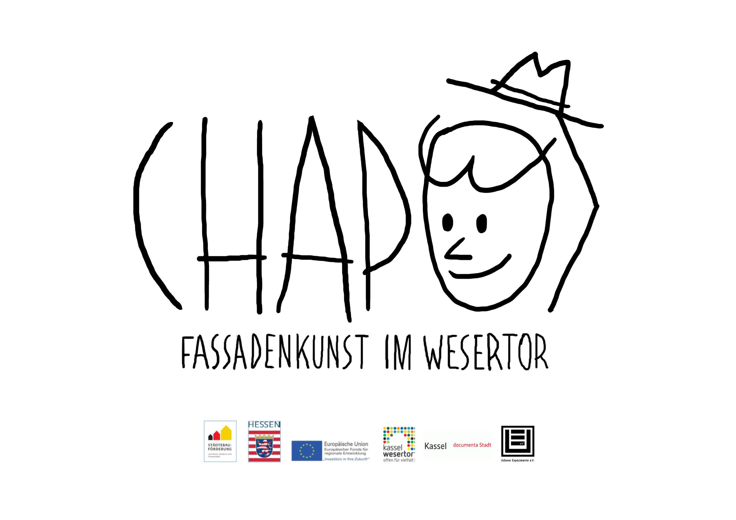 CHAPO – Fassadenkunst im Wesertor