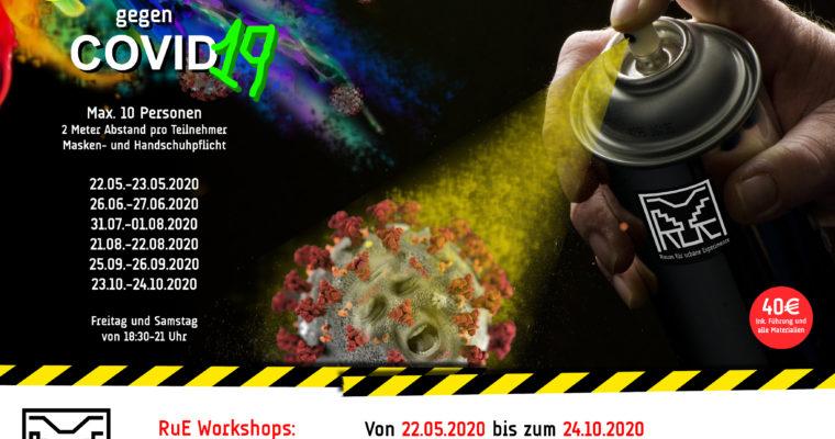 RuE Graffiti Workshop